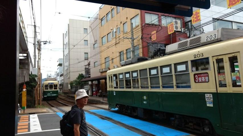 Historic street cars