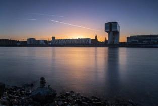 Zwischen den Jahren am Rhein