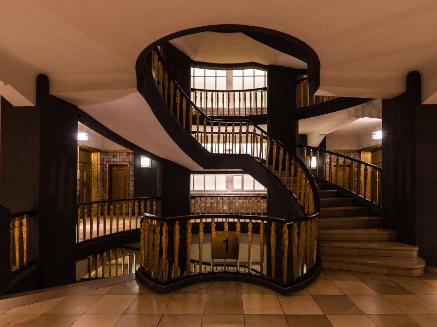 Trappenhuis Meßberghof| foto JayPiDee