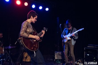 Big Thief @ Cats Cradle Back Room in Carrboro NC on January 17th 2017