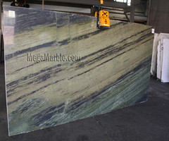Bamboo 3cm marble slabs for countertops