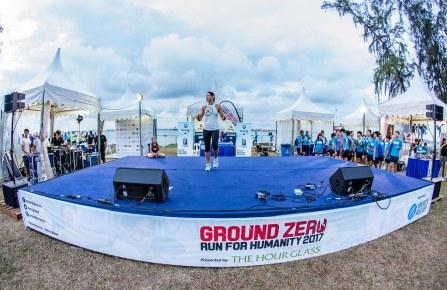 Ground Zero Run for Humanity 2017