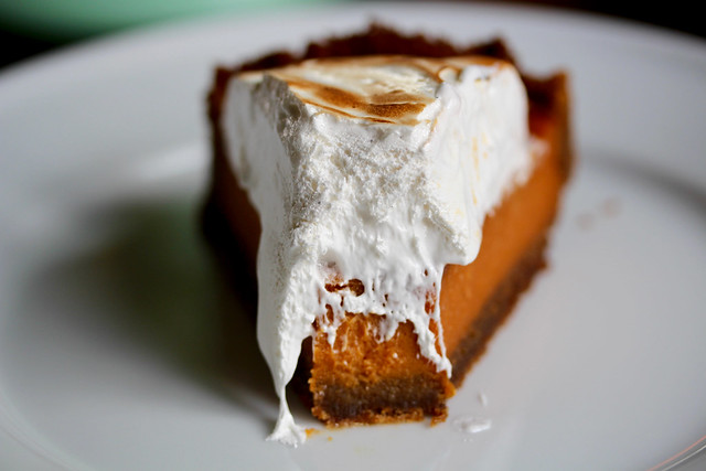 Sweet Potato Gingersnap Tart - 35