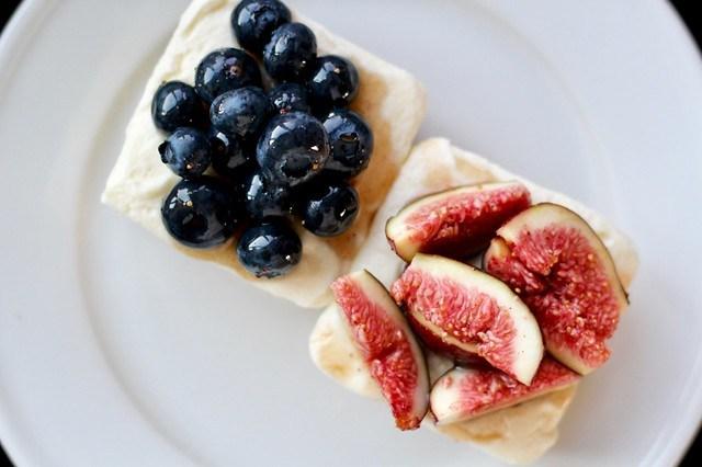Wild Strawberry Ricotta Cheesecakes - 30