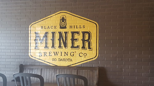 Miner Brewing in Hill City