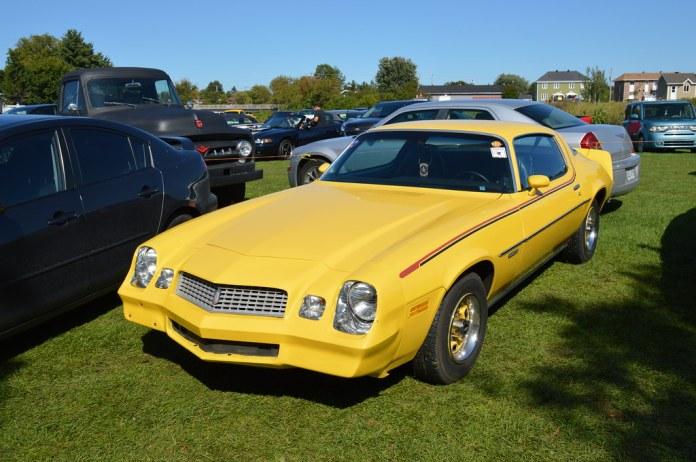 1976 1981 Chevrolet Camaro Ii X80 Lav Quebec Ca 10 Se Flickr