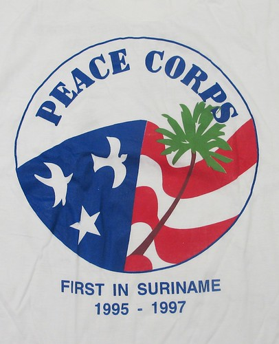 Peace Corps Suriname T-Shirt
