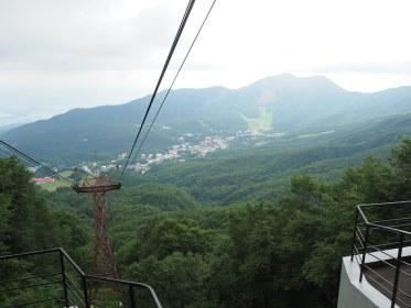 Mt Zao Cablecar