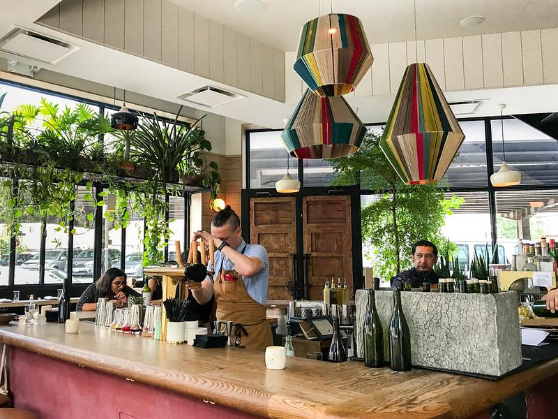 Bar at Llama Inn