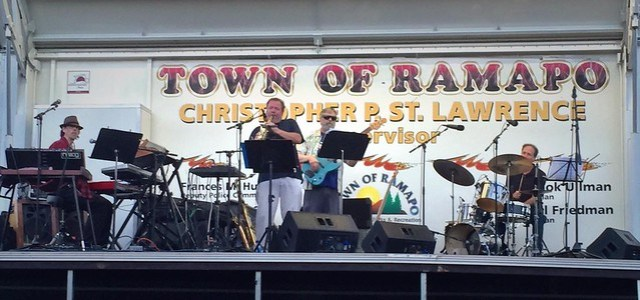 Another Mr Gone pic from the Nyack Mostly Music fest