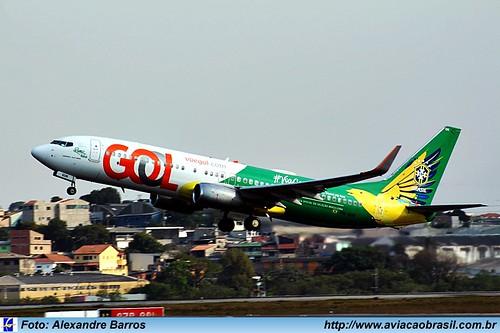 Gol Transportes Aéreos - PR-GUK