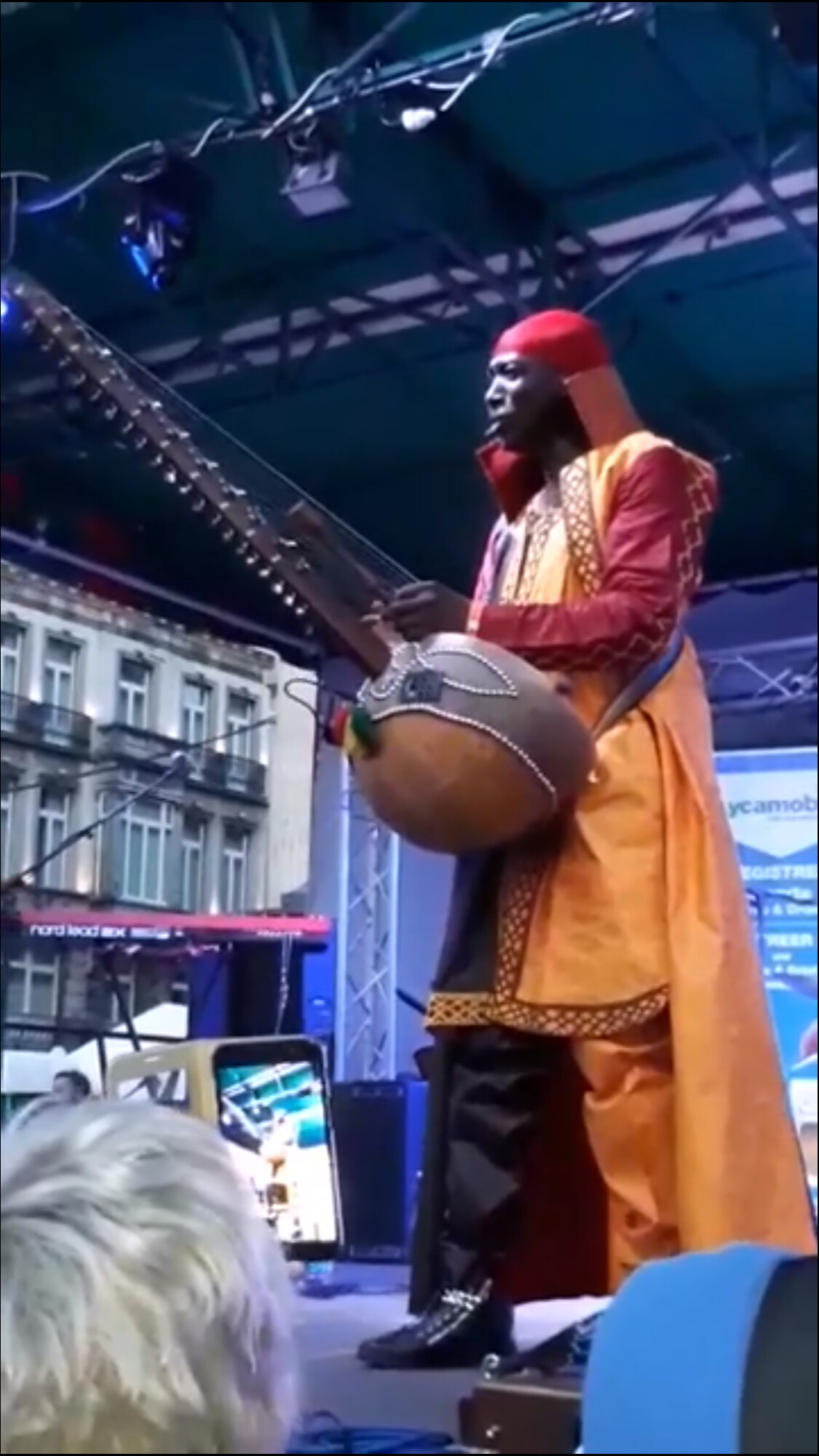 Concert in Brussels @ PERCUSOUNDS Festival