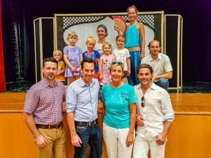Familiensommer 2017 - Schattentheater