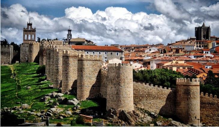 4519-Muralla de Avila. | La Muralla de Ávila es una cerca mi… | Flickr