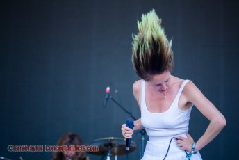 July Talk @ Pemberton Music Festival - July 19th 2015