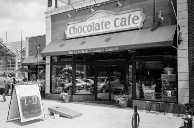 South Bend Chocolate Cafe
