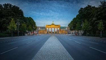 Brandenburg Tor - Berlin