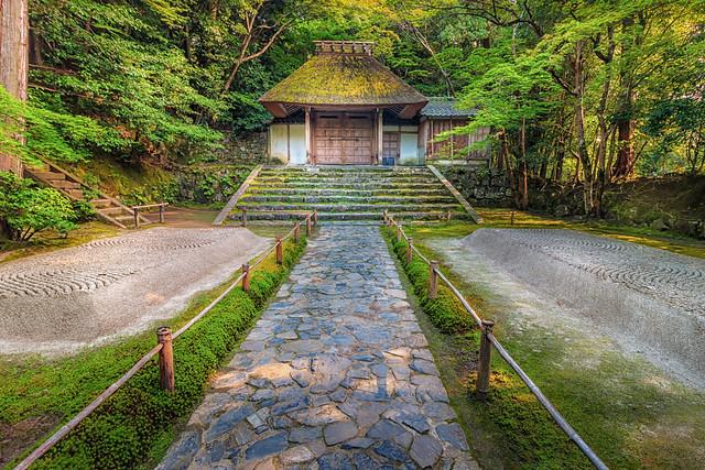 Honen-in Temple- Kyoto