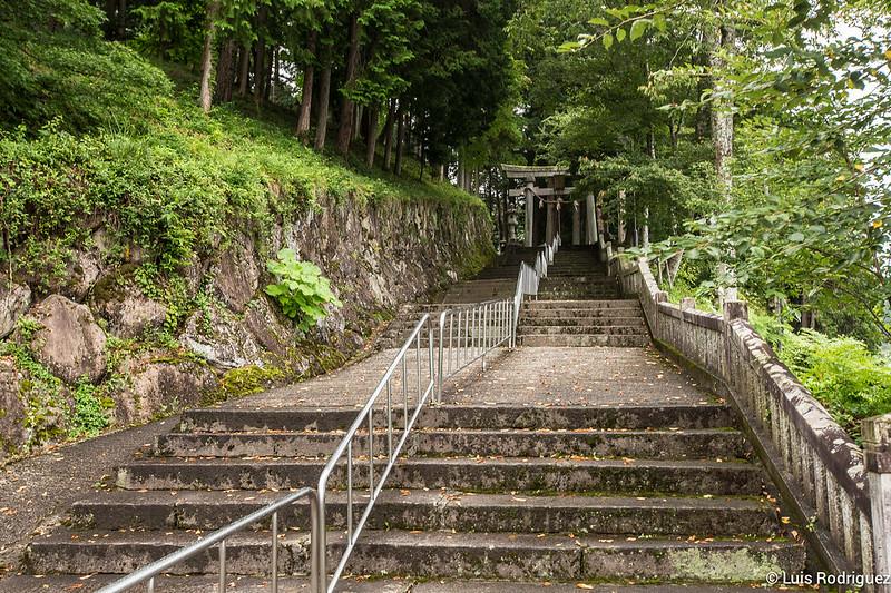 Santuario Keta Wakamiya en la realidad