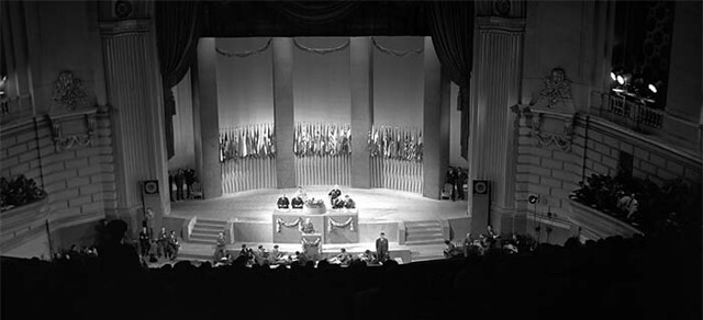 The San Francisco Conference, 1945