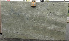 Typhoon Green Granite slabs for countertop