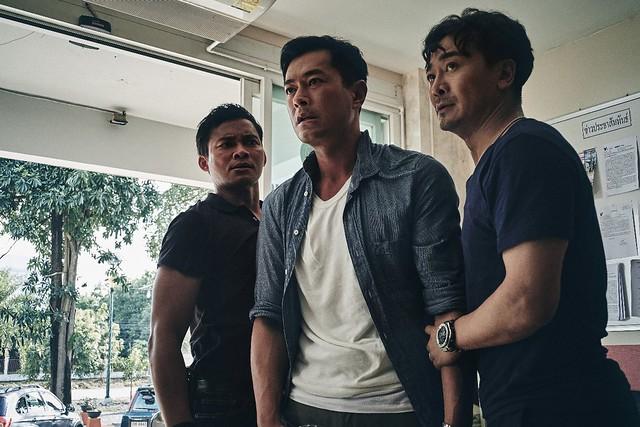PARADOX Louis Koo Tony Jaa Wu Yue