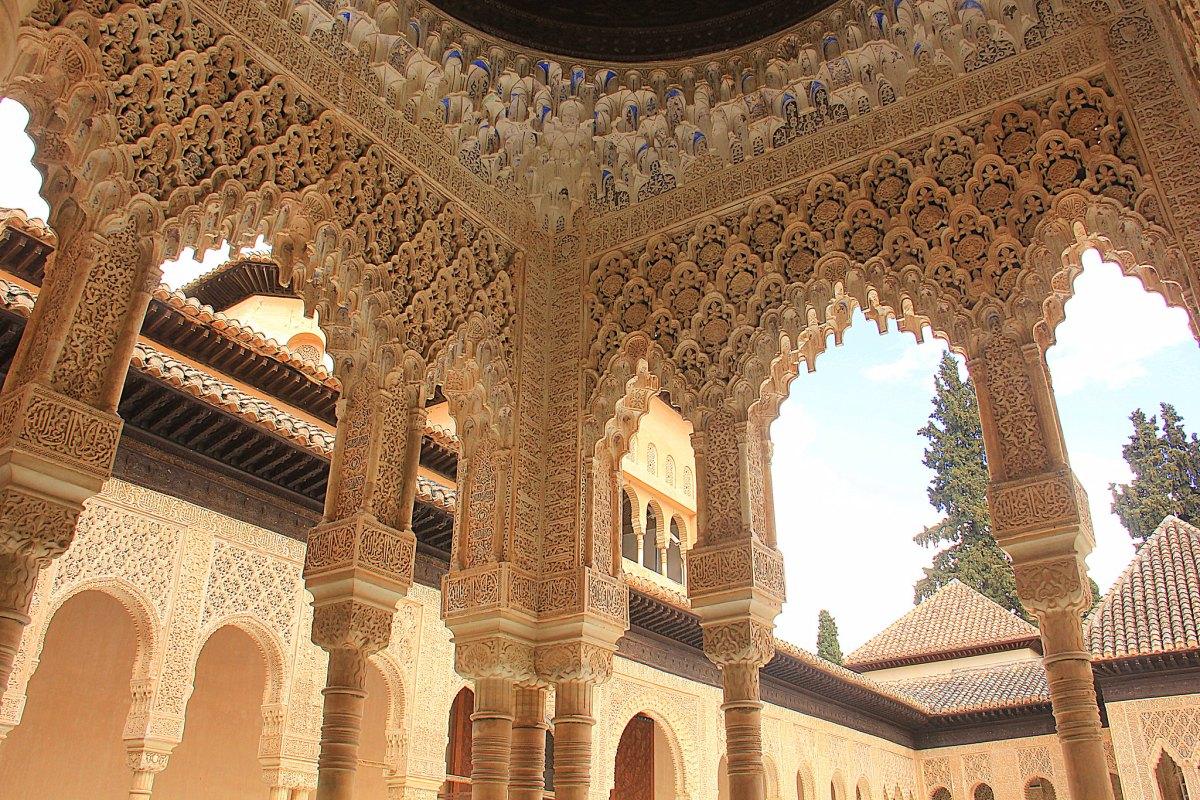 Alhambra is quintessential Moorish Andalusia