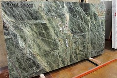 Marble Slab Rainforest Green
