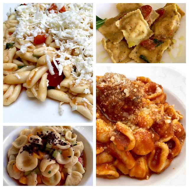 Puglia Bari Pasta