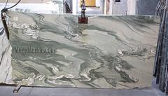 Cipollino Ondulato 2cm marble slabs for countertops