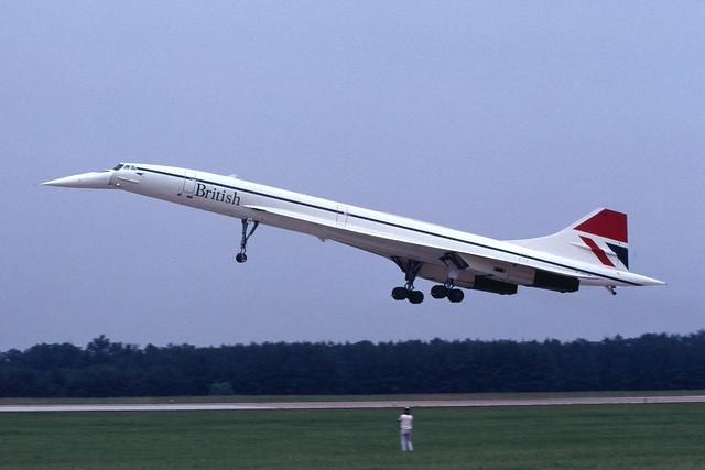 British Airways Concorde22P