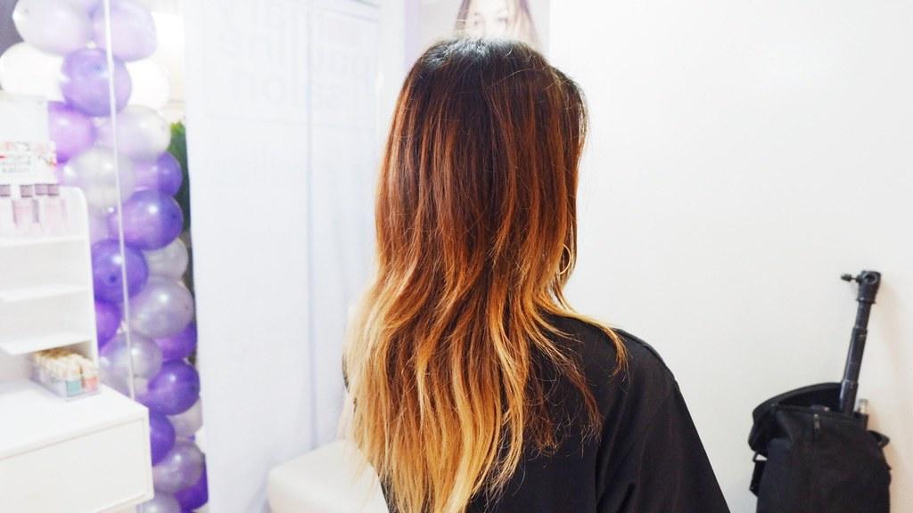 Brazilian Blowout & Hair Color by Mary Pauline Salon