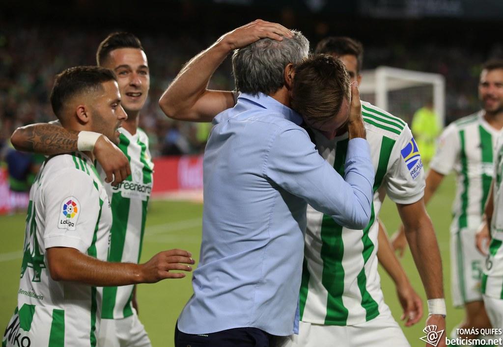 Galería: Real Betis - Levante UD (4-0)