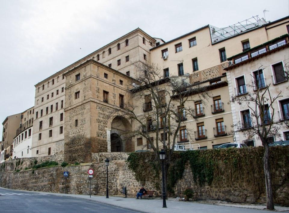 Puerta de Alarcones Toledo 01