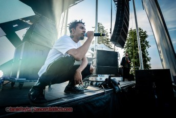 Vic Mensa @ Fvded in The Park - July 4th 2015