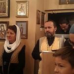 2017 10 01 - liturgy, abbot in the choir