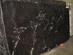 NORDIC SUNSET Granite slabs for countertop