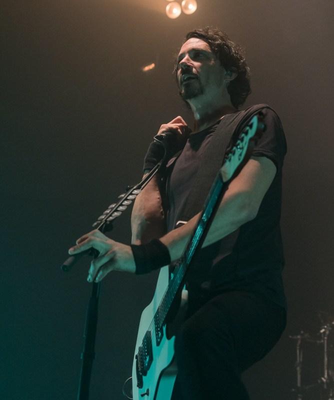 Gojira At Newport Music Hall - Columbus, Ohio