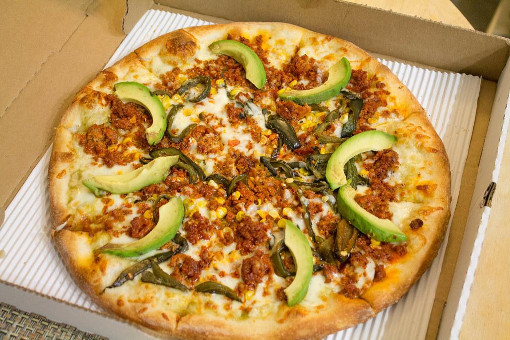 La Mexicana Pizza from Rosario's