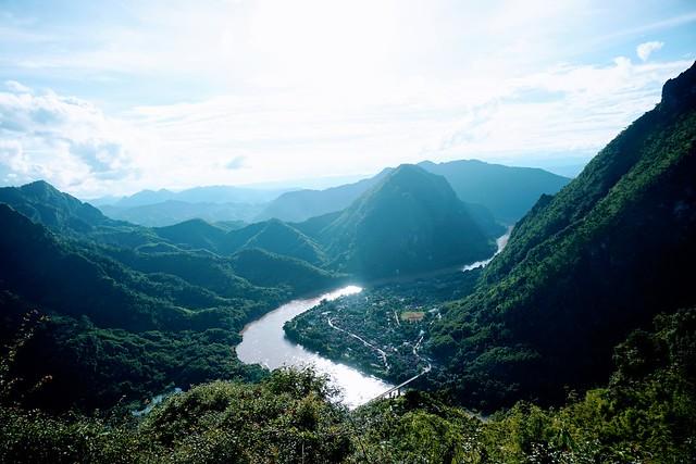Pehadeng Peak Viewpoint