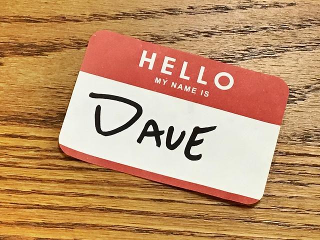 304/365: Dave.