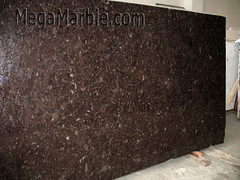Brown antique Granite slabs for countertop