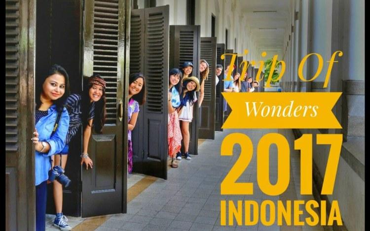 Trip Of Wonders 2017