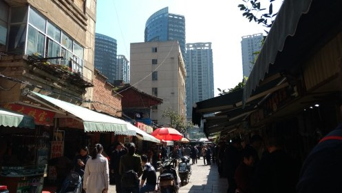 Bird and Flower Market