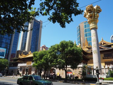 Around Jing'an Temple