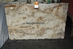 Seina Beige Granite slabs for countertop