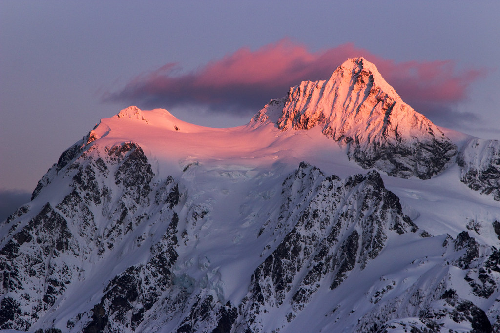 Scrambling and Glaciers: How to Climb Mount Shuksan's Fisher Chimneys...