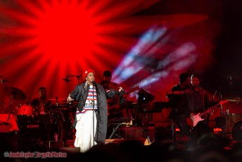 Lauryn Hill + NAS @ Pacific Coliseum - October 11th 2017