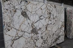 Blanc Du Blanc Granite slabs for countertop