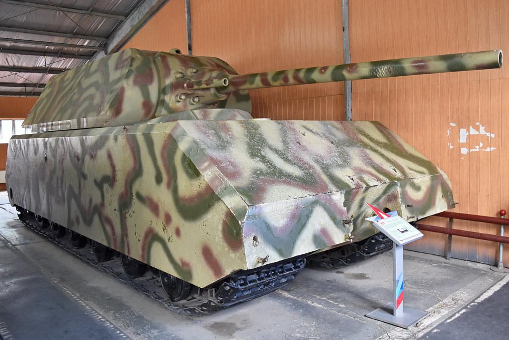 Panzer Viii Maus German Ww2 Super Heavy Tank Official